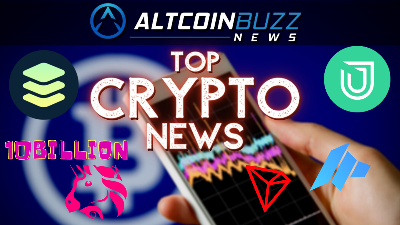 Top Crypto News: 04/21