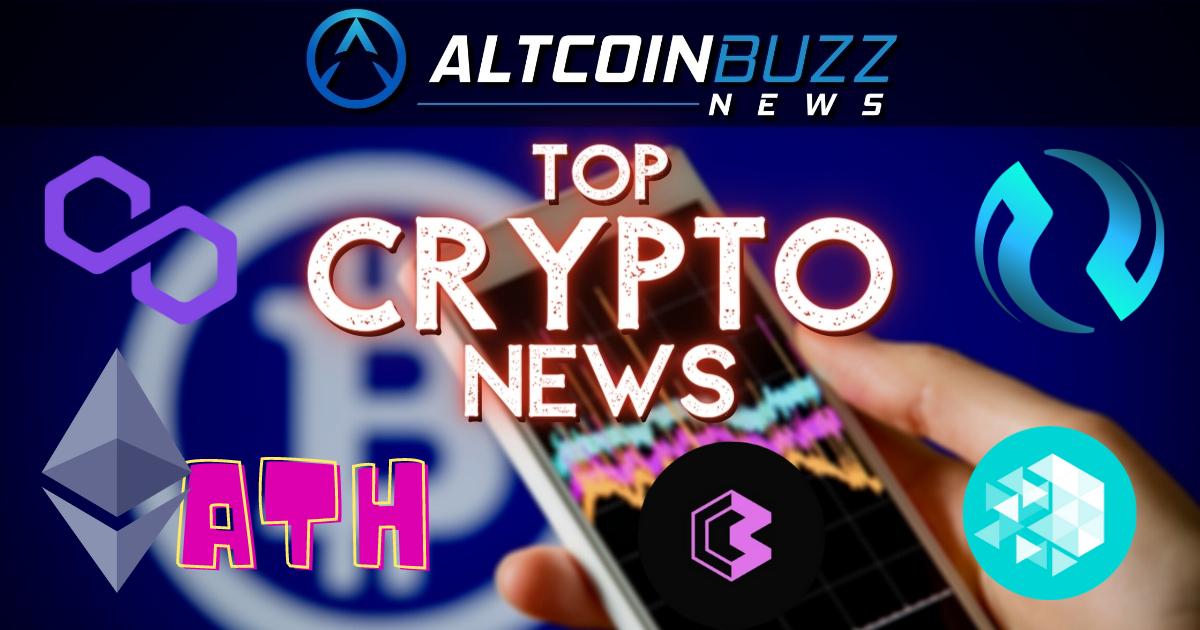 Top Crypto News: 04/22 - Cryptocurrency News - Altcoin Buzz