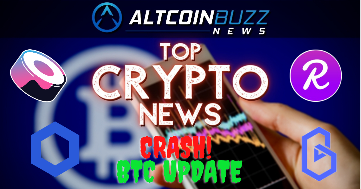 Top Crypto News: 04/23 – Cryptocurrency News