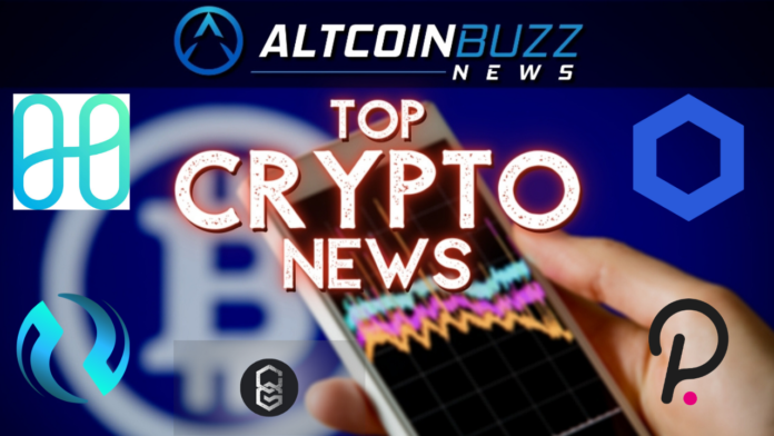 Top Crypto News: 04/03