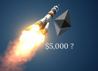 ETH Price Prediction - $5000?