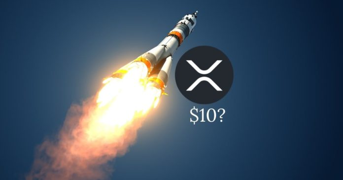 XRP-pris: Är XRP-kursen mot $ 10?