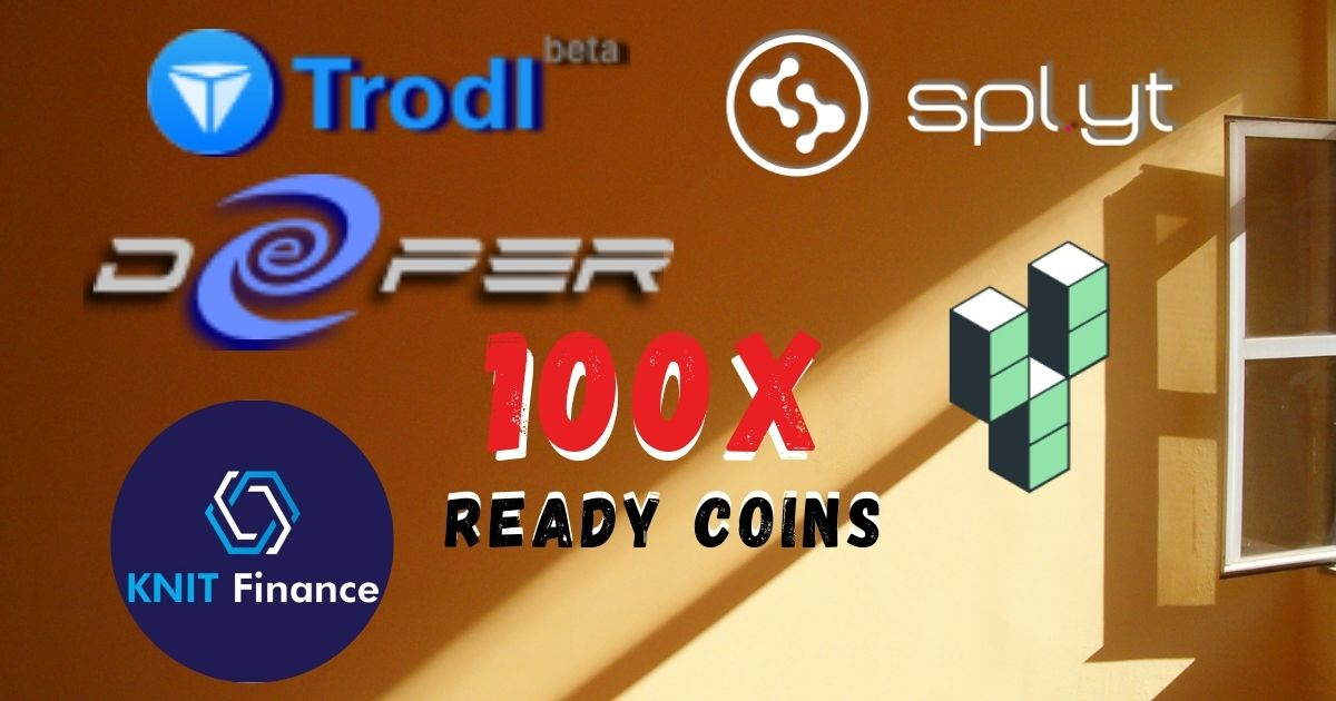 The Next 100x! 10 Hottest Upcoming Altcoin Projects – Part 2 thumbnail