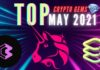 Top Crypto Gems May 2021