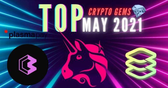 Top Crypto Gems May 2021