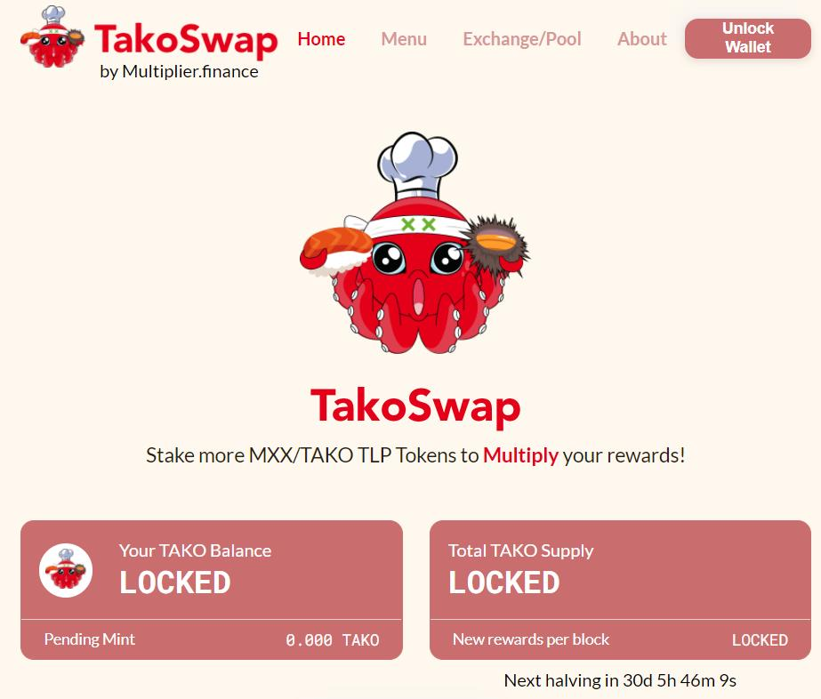 TakoSwap