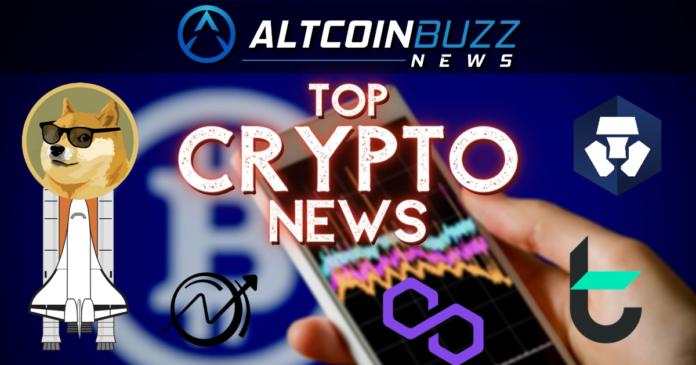Top Crypto News: 05/10