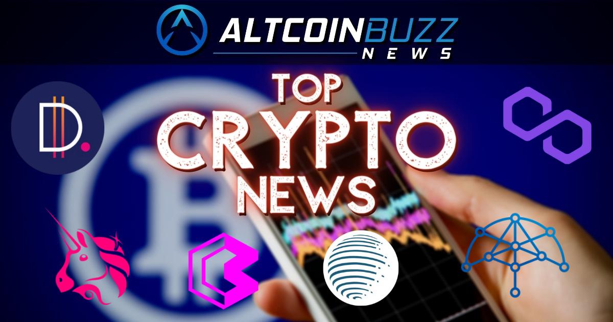 Top Crypto News: 05/26 - Cryptocurrency News - Altcoin Buzz