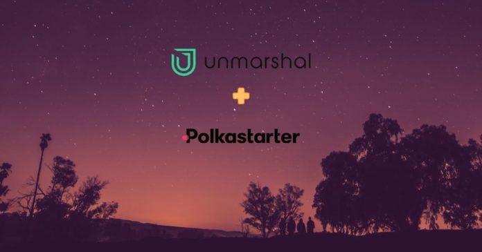Unmarshal (MARSH)   Polkastarter - On-Data Statistics Gets a Boost