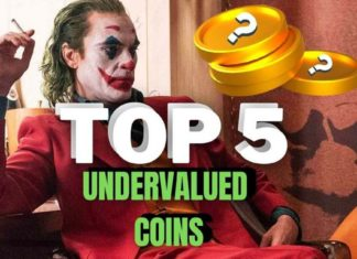 5 Undervalued Low Cap Coins