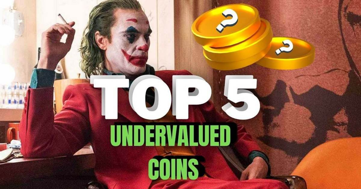 5 Undervalued Low Cap Coins - Altcoin Projects - Altcoin Buzz