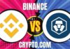 Crypto.com vs. Binance