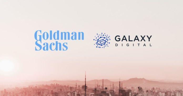 Goldman Sachs Taps Galaxy Digital to Offer Bitcoin Futures Trades