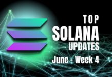 Top Updates From the Solana Ecosystem | June Week 4