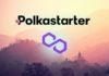 Polkastarter (POLS)   Polygon (MATIC) - Launching IDOs Made Easy