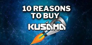 Top 10 Reasons to Buy Kusama
