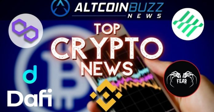 Top Crypto News: 06/01
