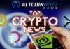 Top Crypto news: 06/13
