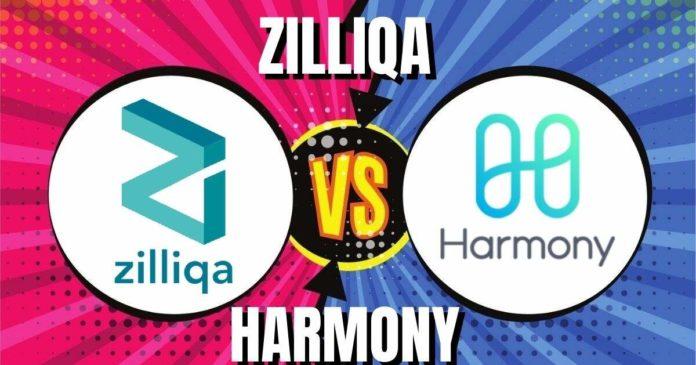 Zilliqa (ZIL) vs. Harmony (ONE)