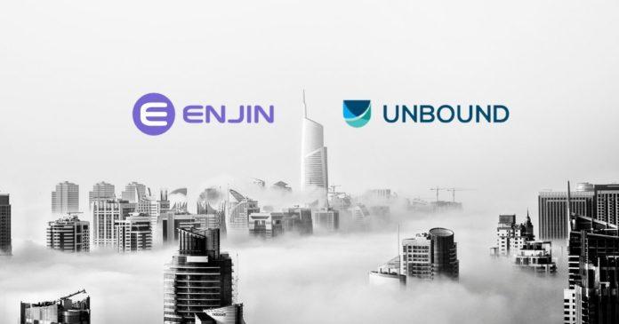 Enjin (ENJ)   Unbound Finance (UND) - Bringing UND Stablecoin to Efinity
