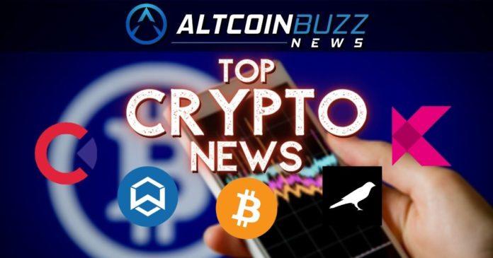 Top Crypto News: 06/09