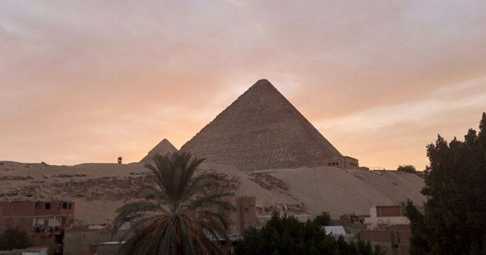 Enjin (ENJ) | Virtual World Partnership - to Mint Egyptian Pyramid NFTs