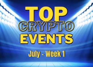 Top Upcoming Crypto Events | July Week 1