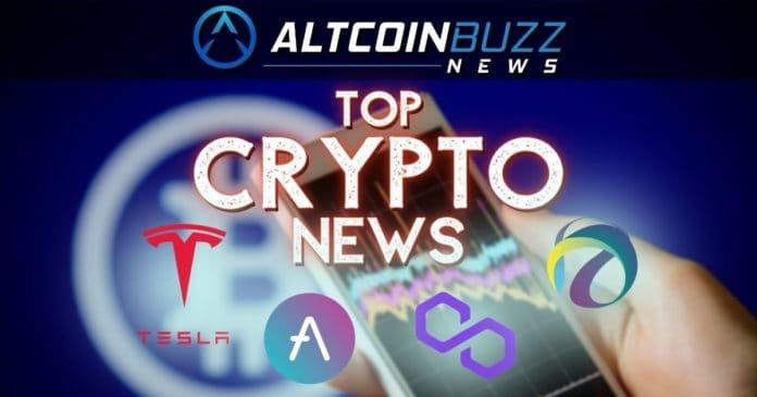 Top Crypto News: 06/14