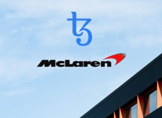 Tezos (XTZ) | McLauren Racing - to Build a NFT Platform