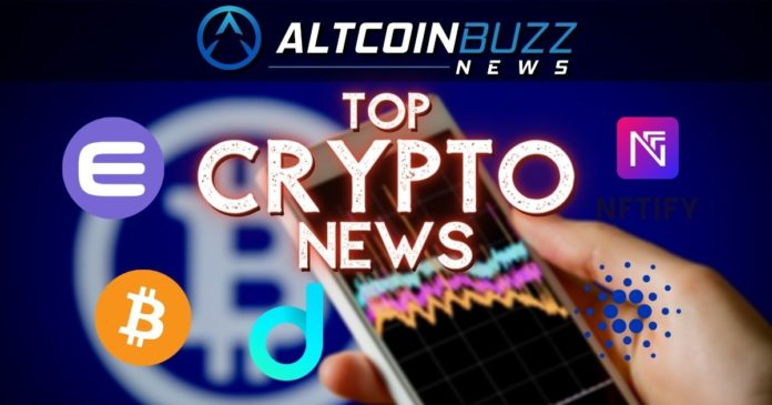 Top Crypto News: 07/16