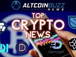 Top Crypto News: 07/30