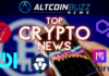 Top Crypto News: 07/08