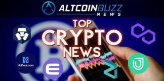 Top Crypto News: 07/20