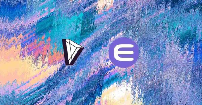 Dvision Network Joins the Enjin Ecosystem