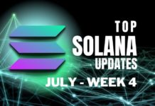 Top Updates From the Solana Ecosystem | July Week 4