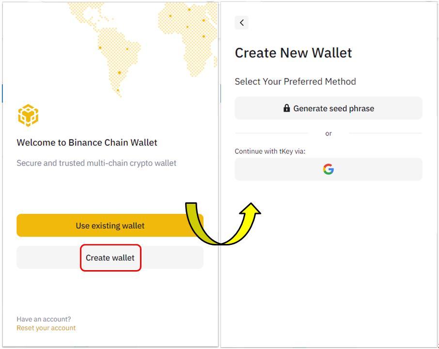 Binance Chain Wallet