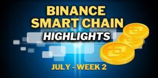 Top Binance Smart Chain (BSC) Updates | July Week 2