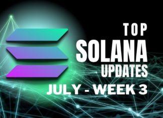 Top Updates From the Solana Ecosystem | July Week 3