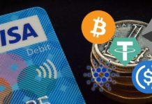 Visa Reveals Cryptocurrency Impact on Cross-Border Usage