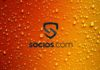 Socios.com Now Inter Milan Front Kit Sponsor