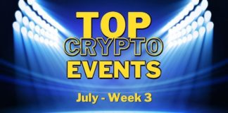 Top Upcoming Crypto Events | July Week 3