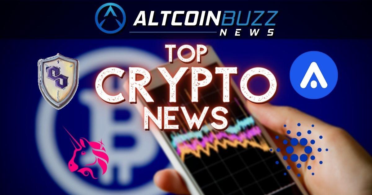 Top Crypto News: August thumbnail