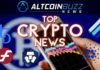 Top Crypto News: 8/24