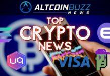 Top Crypto News: 08/30