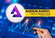 AUDIO Price Prediction