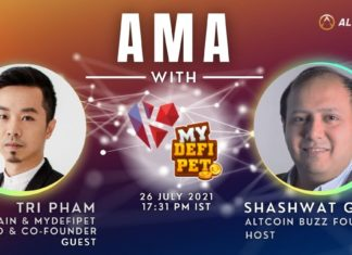 KardiaChain | MyDeFiPet AMA – Session with CEO & Co-Founder, Tri Pham