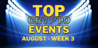 Top Upcoming Crypto Events | August Week 3
