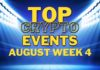 Top Upcoming Crypto Events | August Week 4