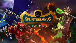 Splinterlands NFT trading game