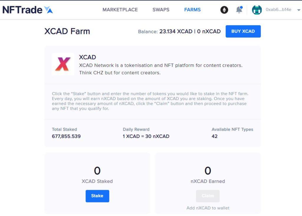 XCAD Netwrok